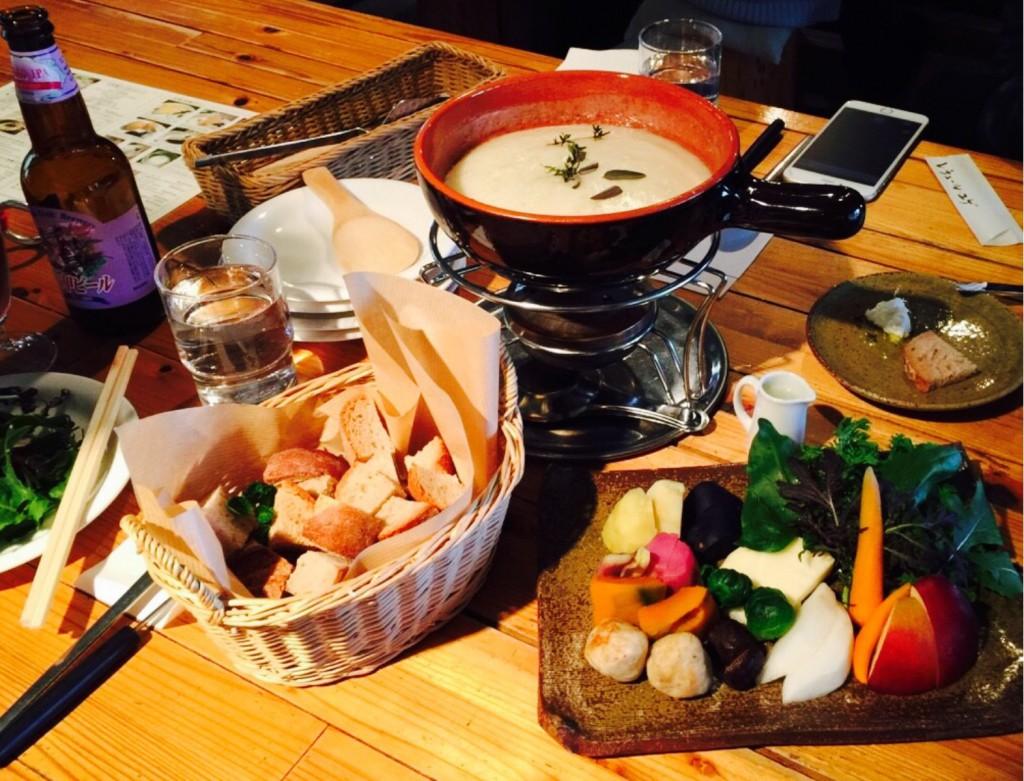 神戸チーズフォンデュの名店「弓削牧場」のチーズが絶品だった件