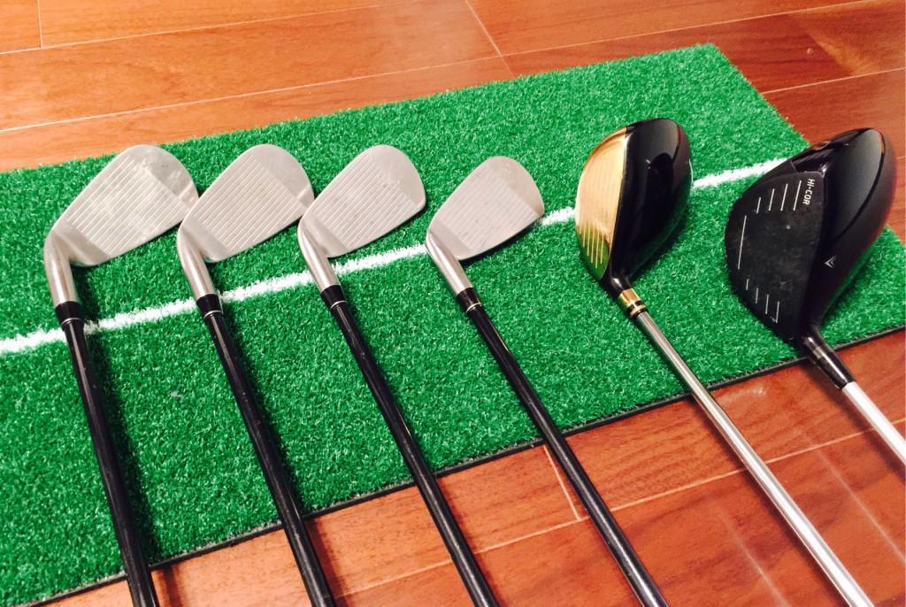 サクッと簡単10分で完了!ゴルフクラブの手入れ方法