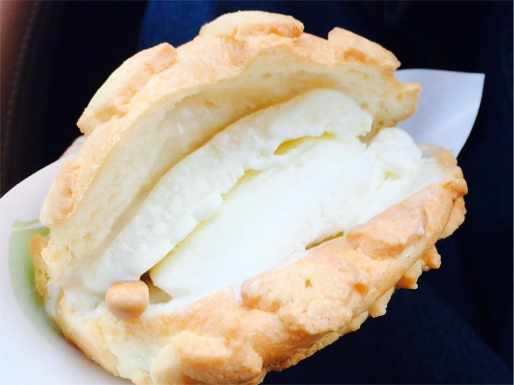 サクサクメロンパンにたっぷりアイス!イオンモール日根野「世界で2番めにおいしい焼きたてメロンパンアイス」を体験してきた