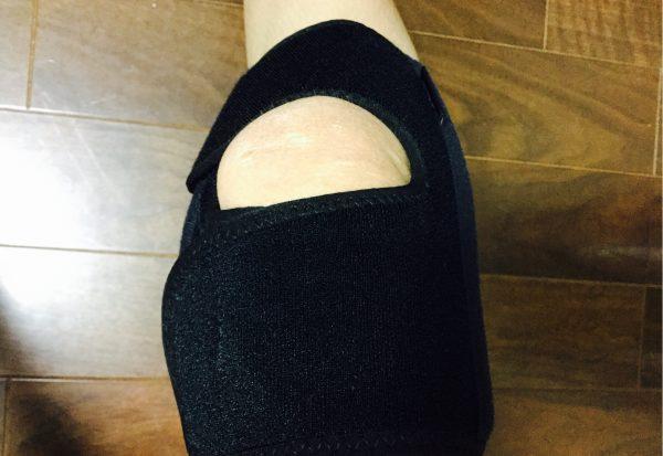 膝のサポーター(片足)