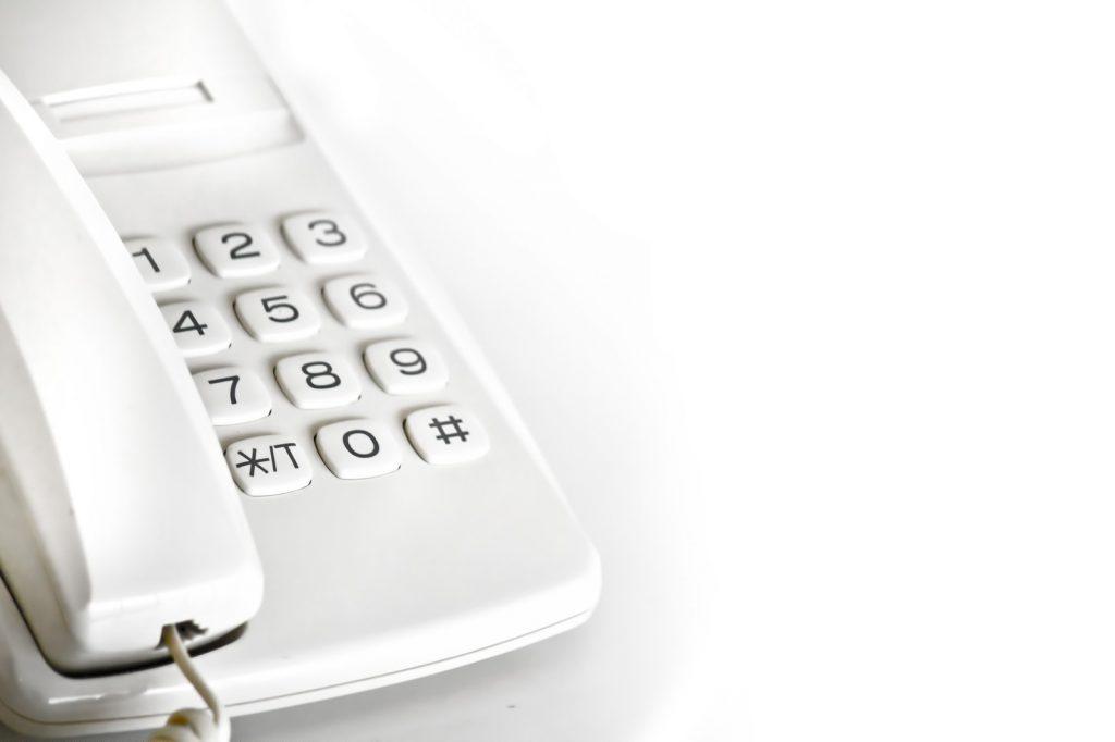 私が仕事の連絡で電話ではなくチャットを使っている理由。