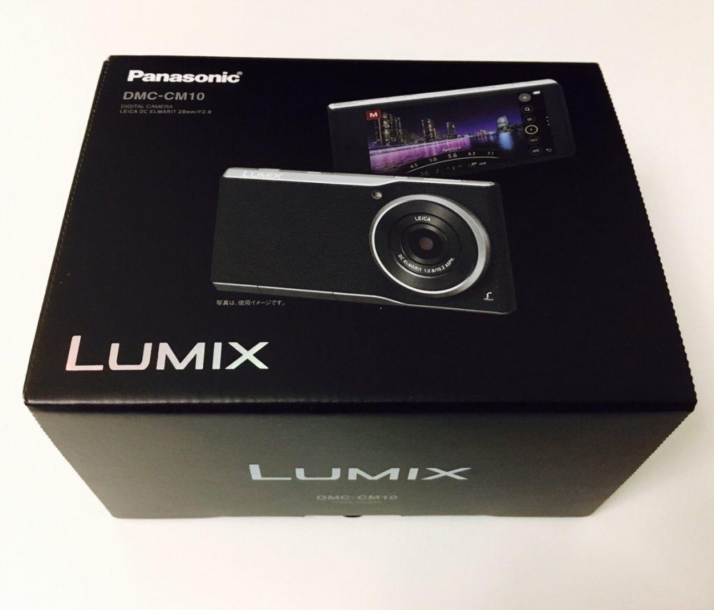 LUMIX DMC-CM10を買ったらすぐにやっておきたい4つの設定
