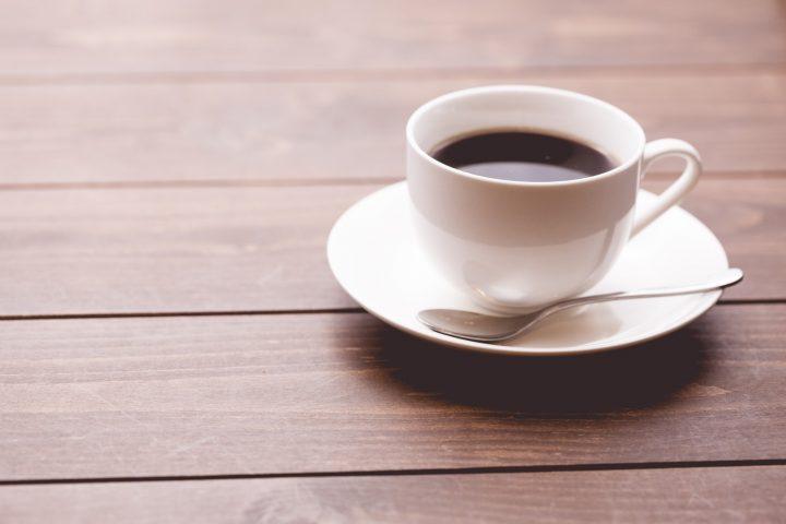 ホットコーヒーがおすすめ!