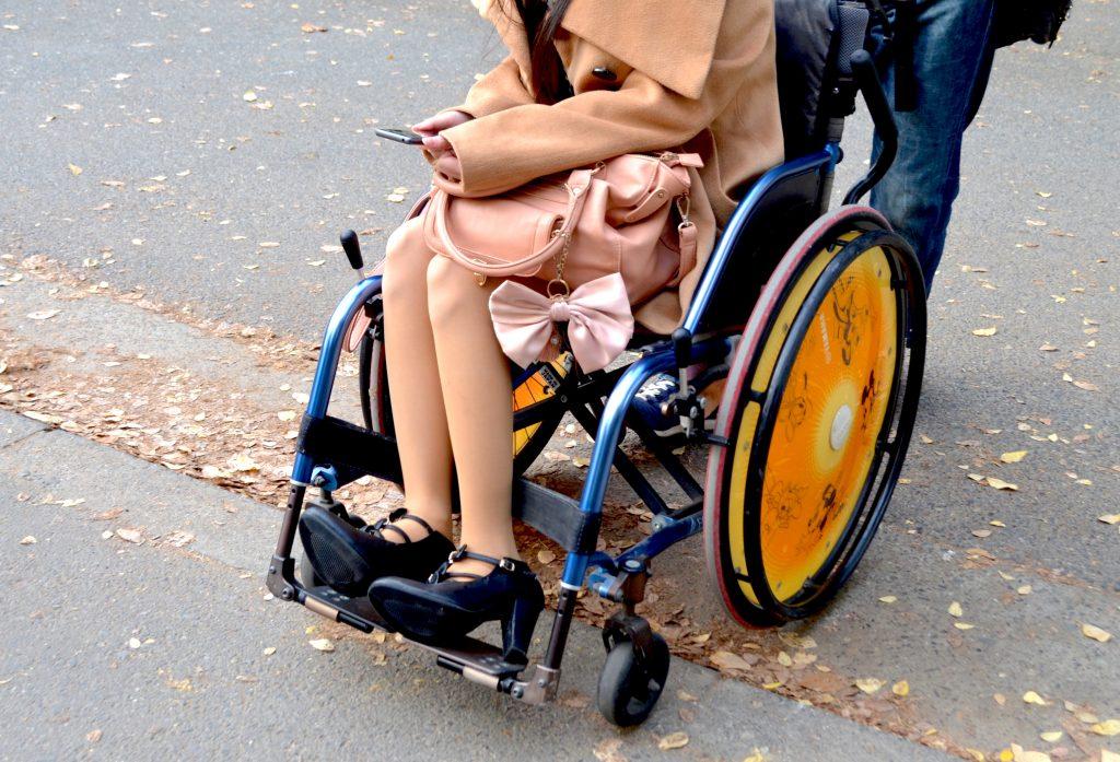 障害のある方への配慮は、誰でも簡単にできるという話