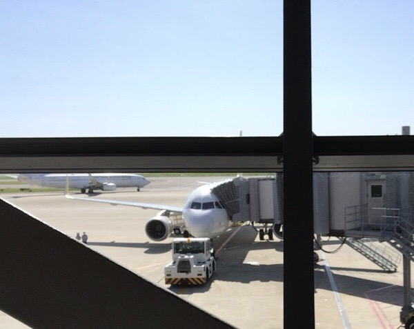 関西国際空港から成田空港へ