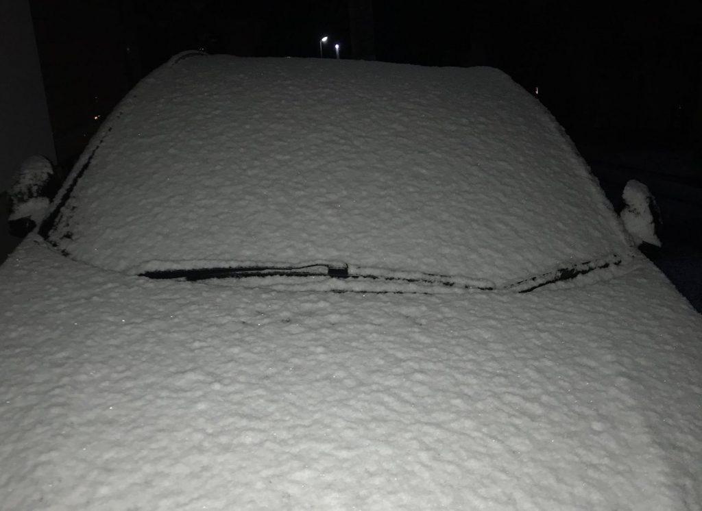 【週記】大阪で珍しく雪が降り体調を崩しかけるも大事には至らず。2018/1/8-1/14