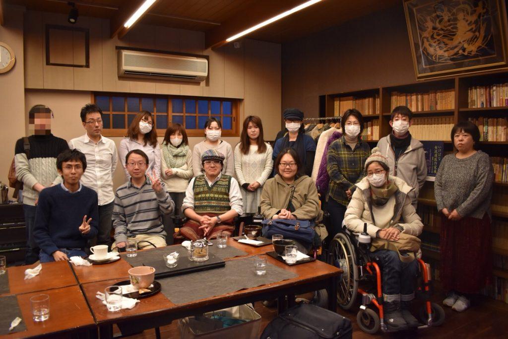 第3回難病カフェ大阪「現代の寺子屋プラバーで難病について考えようの会」を開催しました!