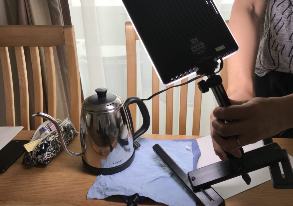 ブツ撮りの基本とは?プロのカメラマンにブツ撮りを学んできた