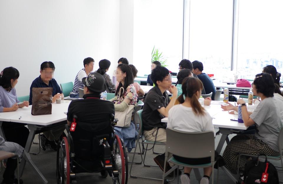 第5回難病カフェ大阪開催の様子