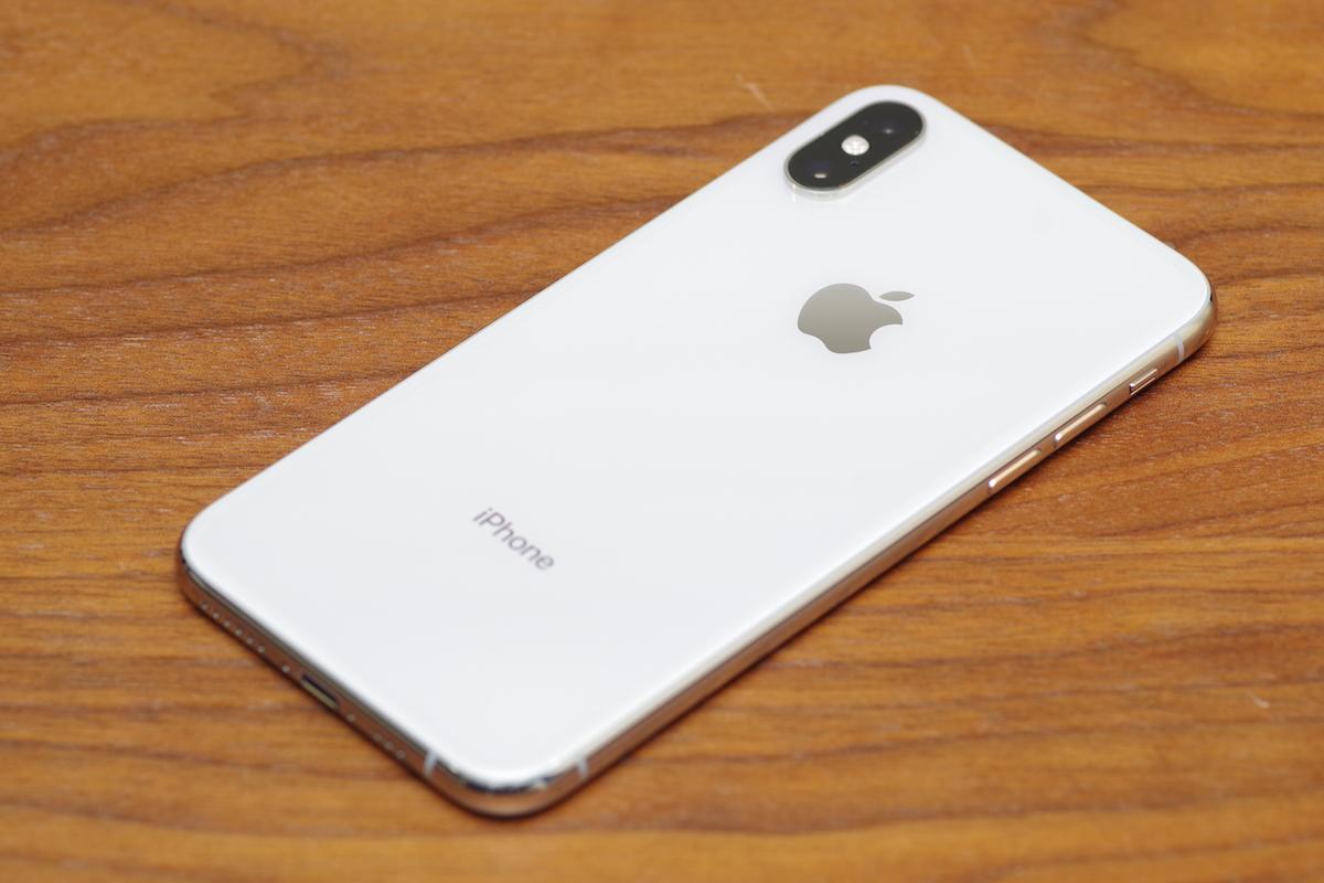 iPhone XS本体