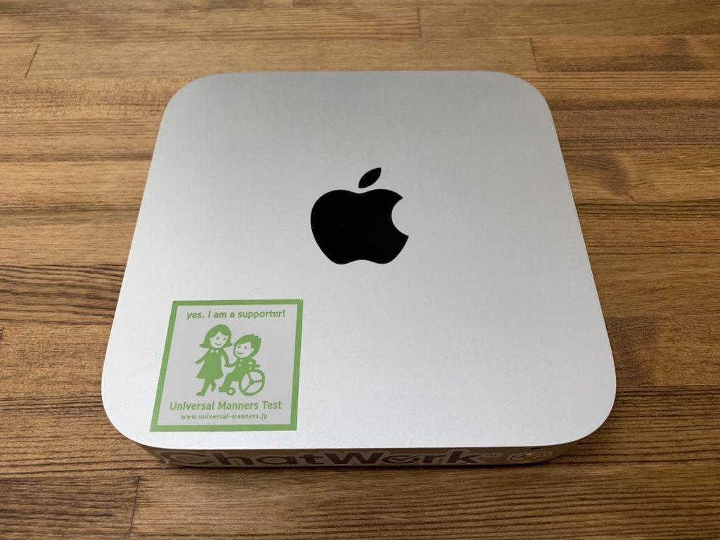 Mac mini(Mid 2011)のHDDをSSDに換装したらモッサリ感がなくなってサクサク動くマシンに復活しました