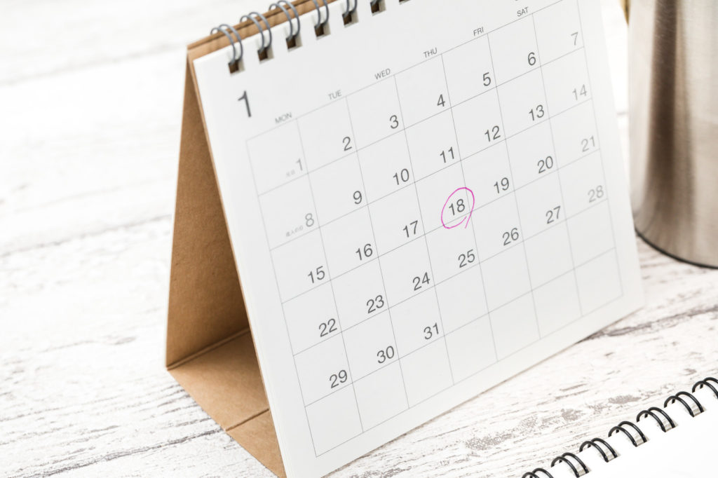 難病カフェ大阪2020年度開催スケジュール